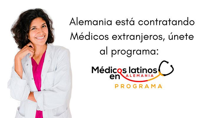 Médicos latinoamericanos en Alemania