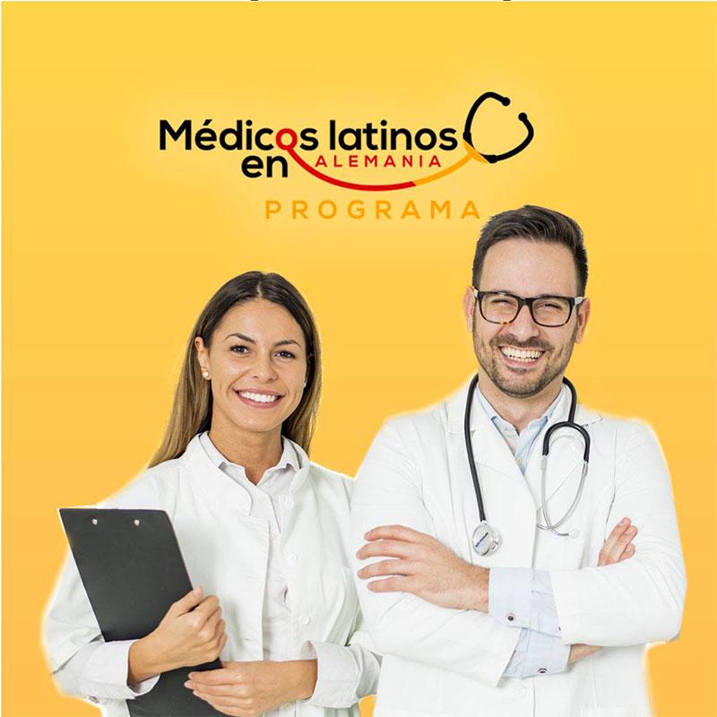 """Programa """"Médicos Latinos en Alemania"""""""